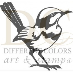 Different Colors S00010 Bird/Vogel
