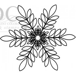 Different Colors S00065 Snowflake