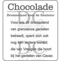 Different Colors S00236 Chocolade voor de genieter