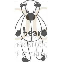Different Colors S00081 Bear