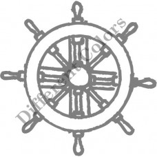 Different Colors S00158 Sailboat Wheel