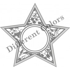 Different Colors SU00751 Labelstar( unmounted stempel)