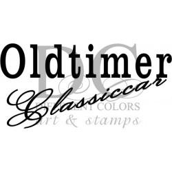 Different Colors S00440 Oldtimer tekst