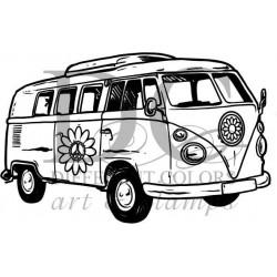 Different Colors S00448 VW Hippie