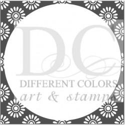 Different Colors S00501 Square Bloom