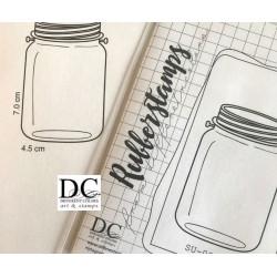 Different Colors SU00694 A jar Unmounted (Unmounted)