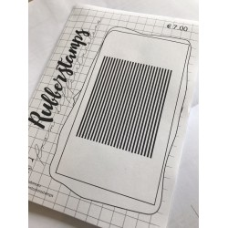 Different Colors SU00700 Stripes (Unmounted)