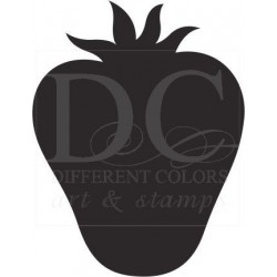 Different Colors S00102 Strawberry Black