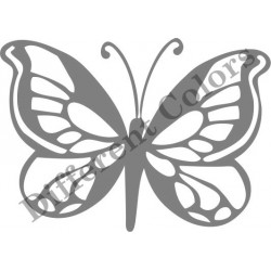 Different Colors S00171 Butterfly Mary
