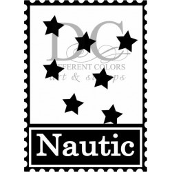Different Colors S00211 Nautic Stamp