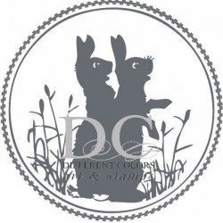 Different Colors S00290 Two Rabbit Spring