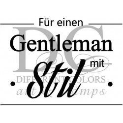 Different Colors SD00340 Gentleman mit Stil