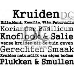 Different Colors S00344 Kruiden