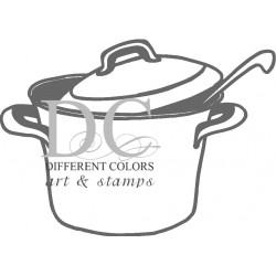 Different Colors S00347 Saucepan