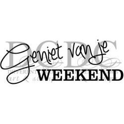 Different Colors S00461 Geniet weekend
