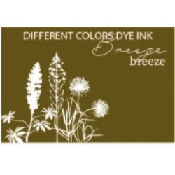 Different Colors Dye inkpad Breeze