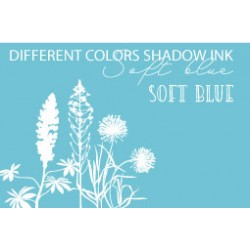 Different Colors Dye inkpad Soft Blue