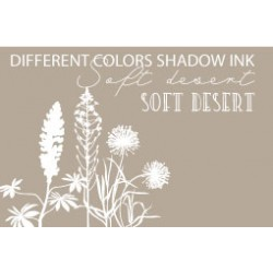 Different Colors Dye inkpad Soft Desert