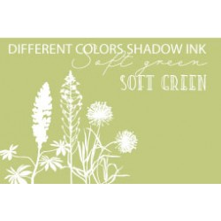 Different Colors Dye inkpad Soft Green