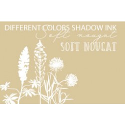 Different Colors Dye Inkpad Soft Nougat