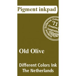 Different Colors  Pigment Ink Old Olive