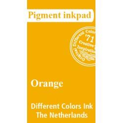 Different Colors  Pigment Ink Orange