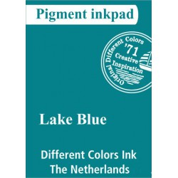 Different Colors Pigment Ink Lake BLue