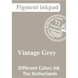 Different Colors Pigment Ink Vintage Grey