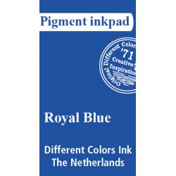 Different Colors  Pigment Ink Royal Blue