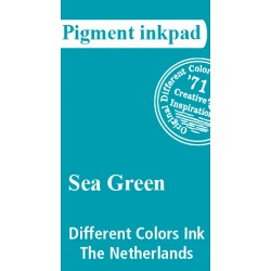 Different Colors  Pigment Ink Sea Green