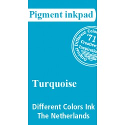 Different Colors  Pigment Ink Turquoise