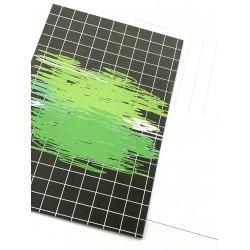Different Colors Kaart 1. Groen twee tinten