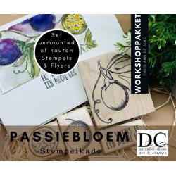 100.P Workshoppakket Passiebloem