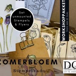 100. N Workshoppakket Zomerbloem