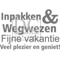 Different Colors S00298 Inpakken & Wegwezen