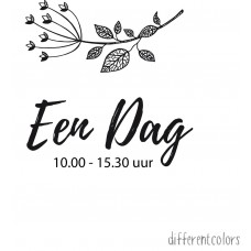 Dagworkshop Vrij 5 April  2019   Stempel technieken. Atelier Ludiec